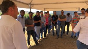 Casa Bugre | Agrivalle realizam o 1º Encontro Tecnológico da Cultura de Tomate